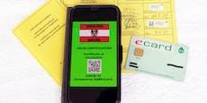 Grüner Pass sorgt für riesen Verwirrung in Teststraßen