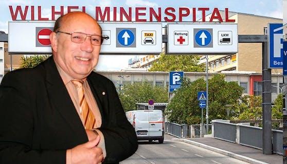Trauer um Kurt Wolff-Votava: Er infizierte sich mit Corona im Spital - nun ist er tot.