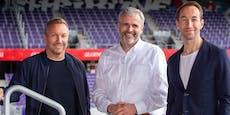 """Austria-Coach Schmid: """"Sehr emotionale Geschichte"""""""