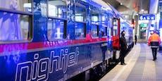 Im Schlaf ans Meer: ÖBB starten Nachtzug nach Kroatien