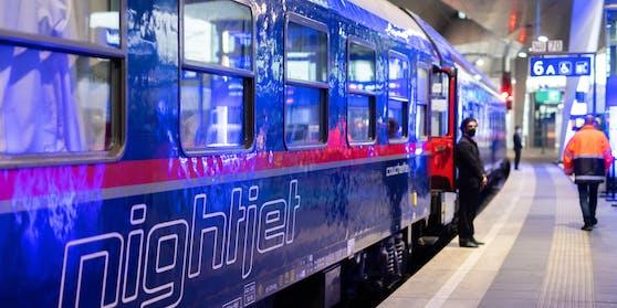 Symbolbild zum neuen Nightjet nach Amsterdam