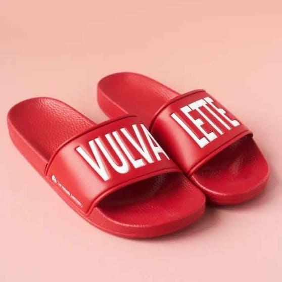 Vulvaletten - die it-Schuhe der Saison.