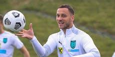Wechsel steht bevor: Arnautovic mit Italien-Klub einig