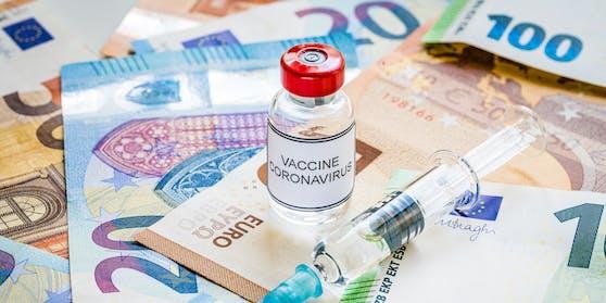 Anstatt für eine Impfung zu zahlen, wird man in manchen Betrieben dafür bezahlt