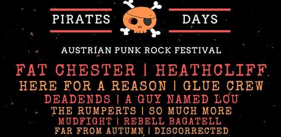 Pirates Days Festival in der Szene