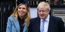 Boris Johnson wird wieder Papa