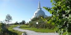 Stupa-Areal soll für Ausflügler attraktiver werden