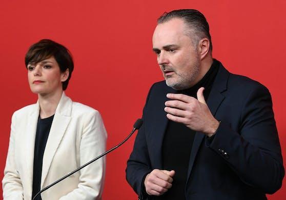 Hans Peter Doskozil wurde von SP-Chefin Rendi Wagner in einem Interview attackiert.
