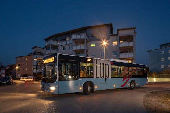 Die Betriebszeiten des LUP-Busses werden ausgeweitet.