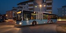 LUP-Busse in St. Pölten auch abends unterwegs