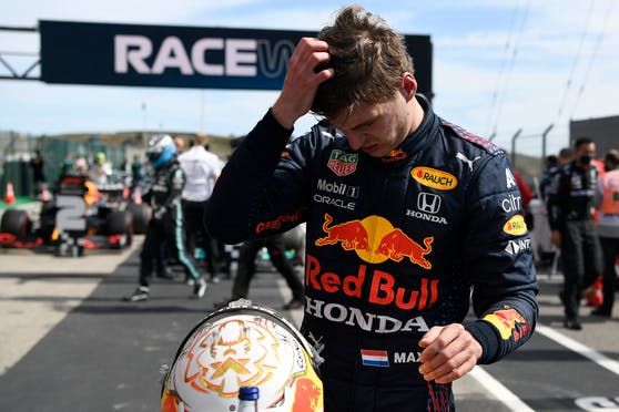 Verstappen nach Platz zwei beim Grand Prix von Portugal