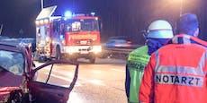 Todes-Crash – Polizei führt Gaffer direkt zur Leiche