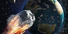 NASA-Simulation: Asteroid wäre in Europa eingeschlagen