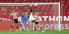 Sevilla verabschiedet sich aus dem Meisterrennen