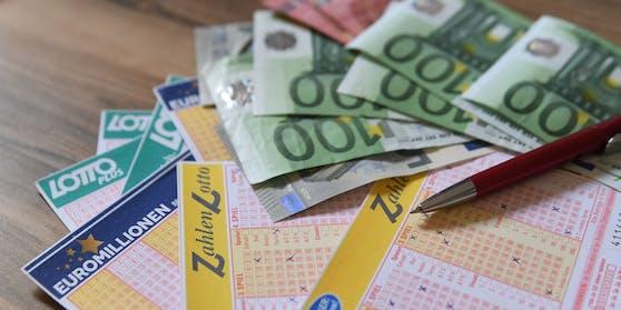 Lotto - am Mittwoch geht es um 1,5 Millionen Euro. (Symbolbild)