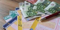 Sieben Lotto-Spielern fehlte nur eine Zahl für Jackpot