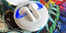 LG Tone Free FN7 im Test: Satter Sound und UV-Schutz