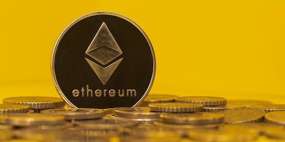 Kryptowährung Ether erstmals über 3.000 US-Dollar