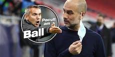 """Pacult: """"Spieler wissen, ob sie Guardiola überraschte"""""""