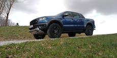 Ford Ranger Raptor: So macht ein Nutzfahrzeug Spaß