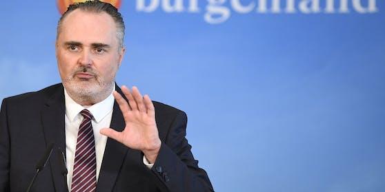 Kritik aus Wien prallt an Hans Peter Doskozil ab. Die Zahlen geben ihm recht.