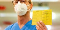 Gelber Impfpass – jetzt kommt Kontrolle beim Wirten