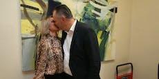 Doskozil und seine Julia verschieben Hochzeit