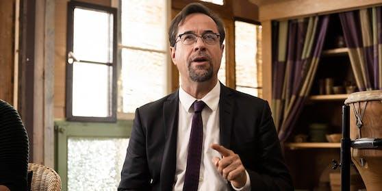 "Jan Josef Liefers als Professor Boerne im ""Tatort"", ""Rhythm and Love."""