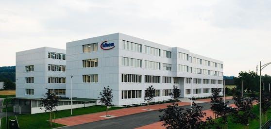Infineon Austria: Neues Forschungsgebäude in Linz offiziell eröffnet.