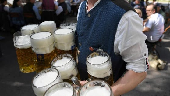 Ein Oktoberfest-Besucher in der Steiermark wurde positiv getestet (Symbolbild).