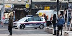 Streitwütiger beschimpft Polizisten in Favoriten