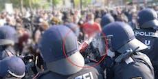 Nach Demo-Einsatz geht Polizei in die Offensive