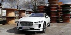 Made in Austria: Der neue Jaguar I-Pace im Test