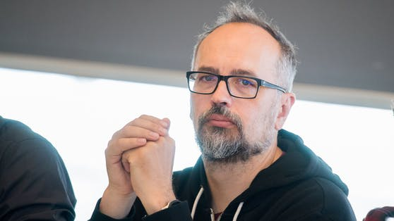 Nationalratsabgeordneter Michel Reimon (Grüne), Archivbild 2019.