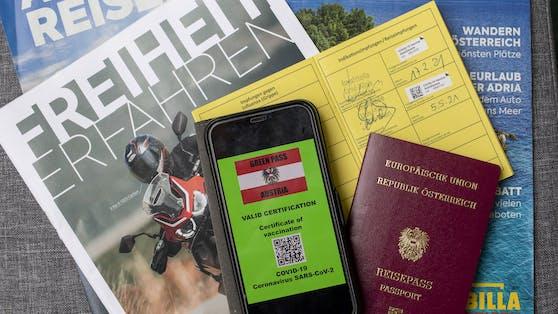 Der Grüne Pass soll in Österreich bereits Anfang Juni starten.