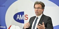 """AMS-Chef will jetzt auch an""""Pensionsschrauben"""" drehen"""