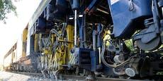 Verbindungsbahn: Sperre durch Gleisarbeiten in Hietzing