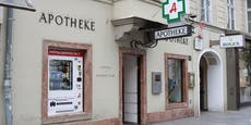 Hier steht der erste Notfall-Automat von Linz