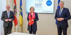 Europa-Forum Wachau geht im Juni über die Bühne