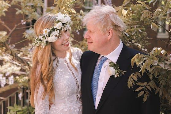 Boris Johnson und Carrie Symonds