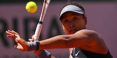 Naomi Osaka zieht sich aus den French Open zurück