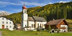 Ganze Tiroler Gemeinde soll nun zum Gurgeltest antreten