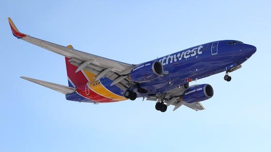 Eine Maschine der Southwest Airlines. Symbolbild