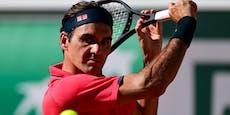 Starkes Comeback in Paris: Federer in Runde zwei