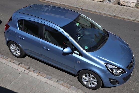 Symbolbild eines Opel Corsa