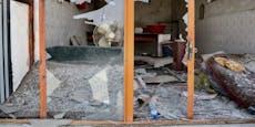 Explosion bei Hochzeit tötet 7 Kinder und Erwachsene