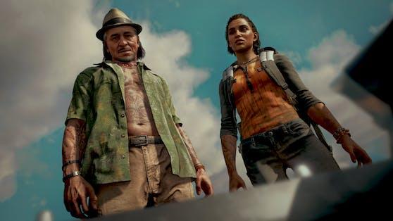 """""""Far Cry 6"""": Die Guerilla Revolution startet am 7. Oktober 2021."""
