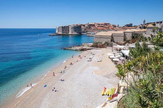 Blick auf Dubrovnik (Archivfoto)