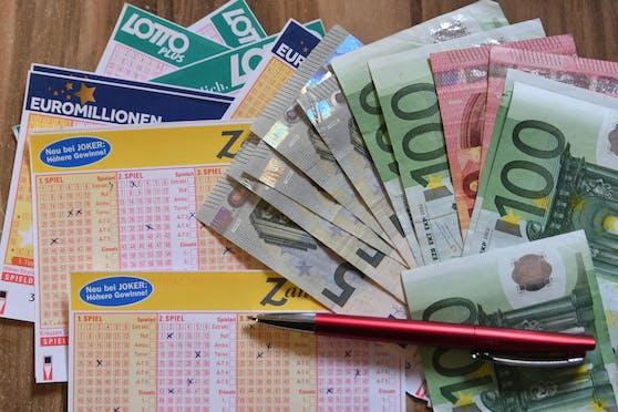 Oberösterreicher ist nun um eine Million Euro reicher.