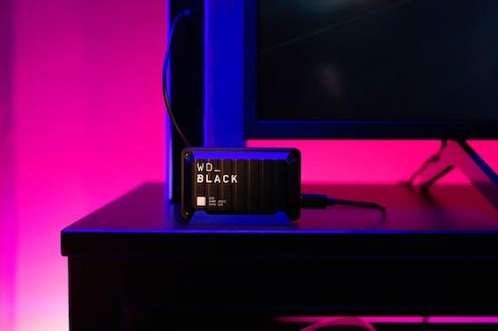 Western Digital erweitert das WD_Black Gaming-Portfolio mit drei neuen SSDs.